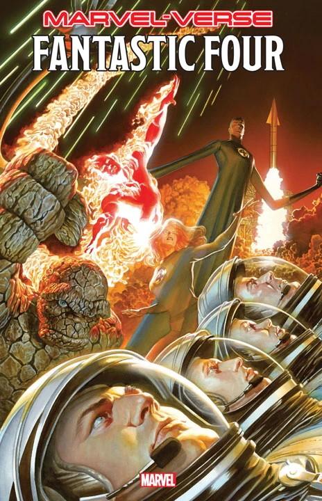 Marvel-Verse: Fantastic Four
