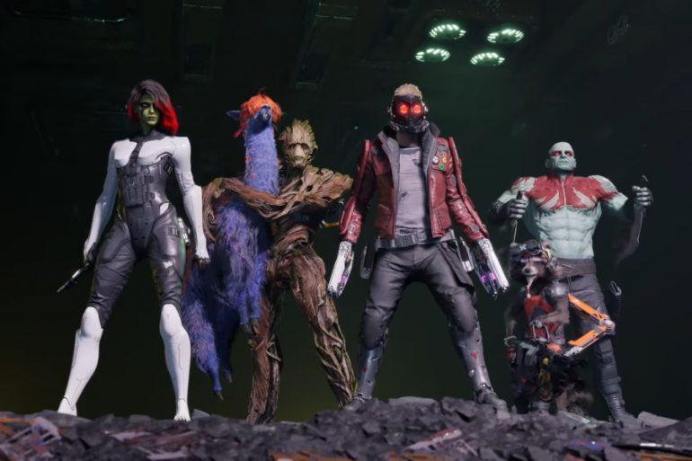 Disfruta el primer tráiler del videojuego Guardians of the Galaxy