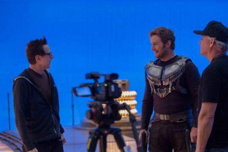 La canción que James Gunn nunca usará en el soundtrack de Guardians of the Galaxy