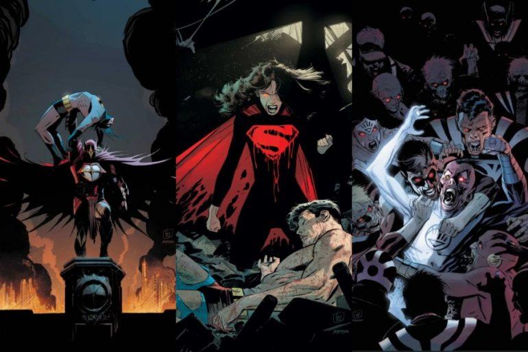 Historias del Multiverso Oscuro: El trágico giro a historias icónicas de DC