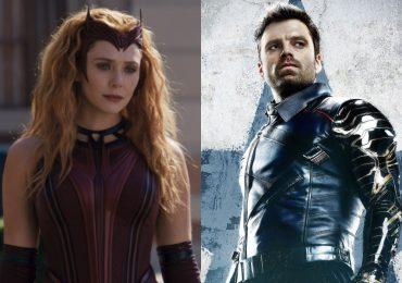 #IntegracionMarvel: Scarlet Witch y Bucky Barnes, los personajes favoritos de América Latina