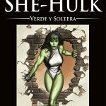 La Colección Definitiva de Novelas Gráficas de Marvel – She-Hulk: Verde y Soltera