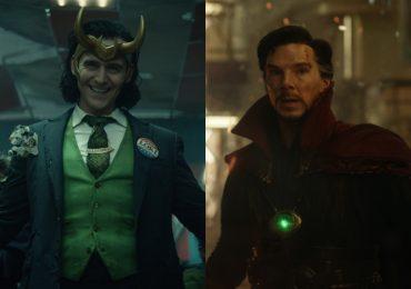 ¿Qué conexión hay entre Loki y Doctor Strange in the Multiverse of Madness?