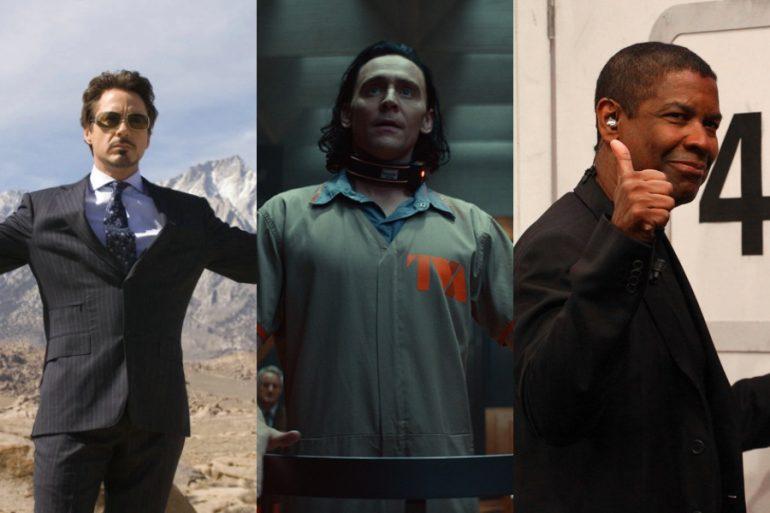 Los homenajes de Loki a Iron Man y Denzel Washington