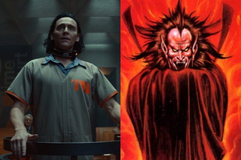 ¿Mephisto se presentó en el primer episodio de Loki?