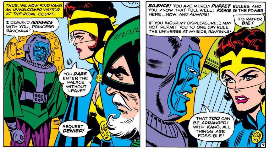 Loki: ¿Quién es Ravonna Renslayer?
