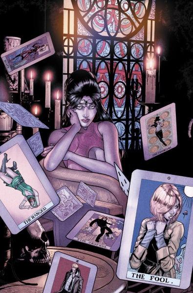 Madame Xanadu llegará a una serie para plataformas digitales