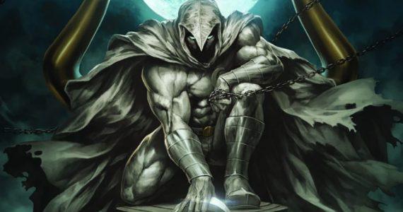 La mitología egipcia dentro de la serie Moon Knight