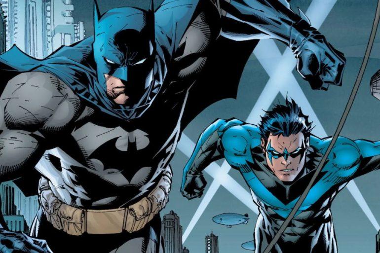 El papel de Batman en la posible película de Nightwing