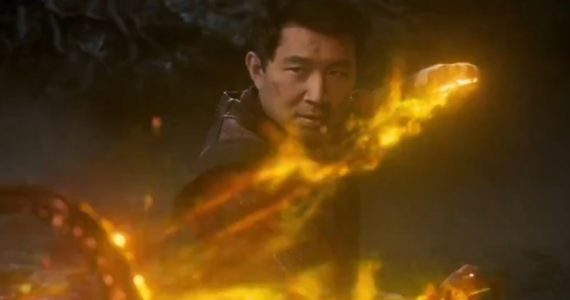 Shang-Chi and the Legend of the Ten Rings segundo tráiler