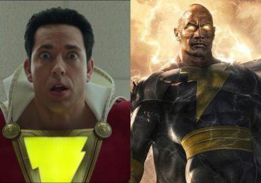 ¿Black Adam hará un cameo en Shazam!: Fury of the Gods?
