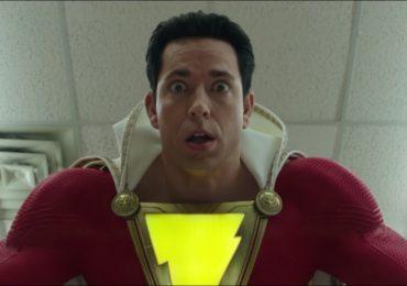 ¡Oficial! Primer vistazo al traje de Zachary Levi en Shazam!: Fury of the Gods