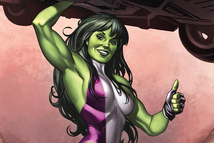 Mark Ruffalo ya filma sus escenas para She-Hulk