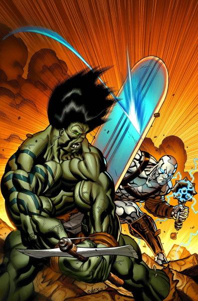 Skaar, el hijo de Hulk, podría llegar a la historia de She-Hulk