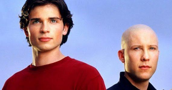 Tom Welling y Michael Rosenbaum desarrollan una serie animada sobre Smallville