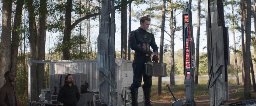 Una teoría apunta a que el viejo Steve Rogers es un Skrull