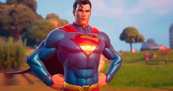 Superman se incorpora a la séptima temporada de Fortnite