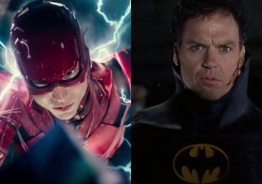 El auto de Bruce Wayne rueda en las filmaciones de The Flash