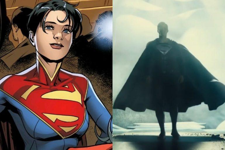 Supergirl sería la conexión entre The Flash y Zack Snyder's: Justice League