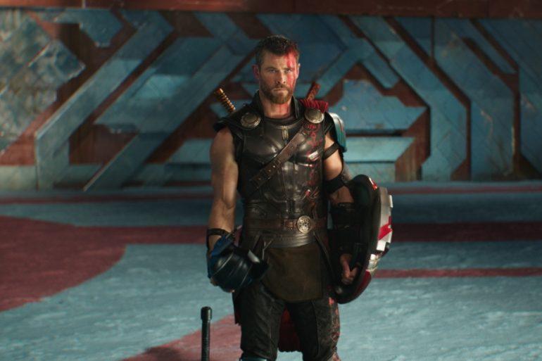 Thor, Dios del Trueno y ¡estrella en la pista de baile!
