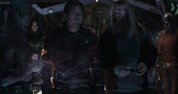 Thor y Star-Lord extienden su loca rivalidad a Instagram