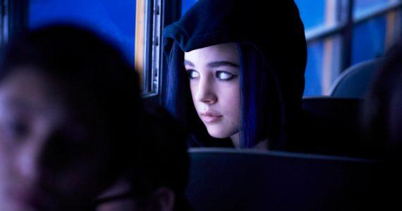 Así luce Raven en la tercera temporada de Titans