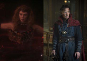 WandaVision reedita su escena postcréditos ¿Y se incluyó a Doctor Strange?