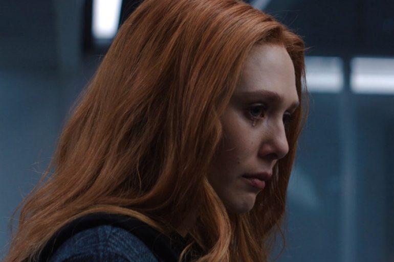 Los temores de Elizabeth Olsen previo al estreno de WandaVision