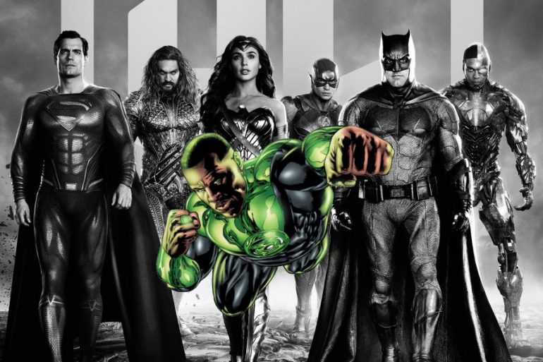 Justice League: Así habría lucido el segundo Green Lantern en el cine