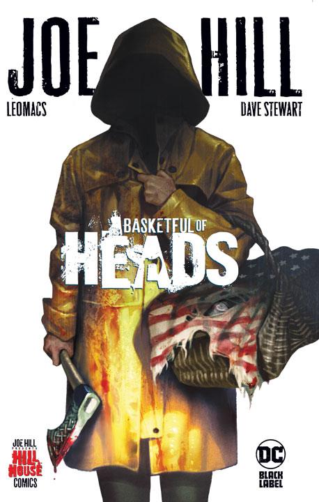 DC Black Label – Basketful of Heads