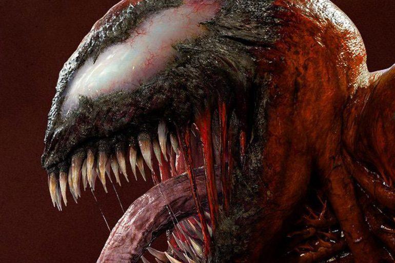 Figuras de Venom 2 nos dan un vistazo al impresionante aspecto final de Carnage
