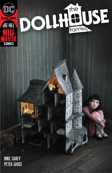 Hill House Comics llega a México para invadirte de terror