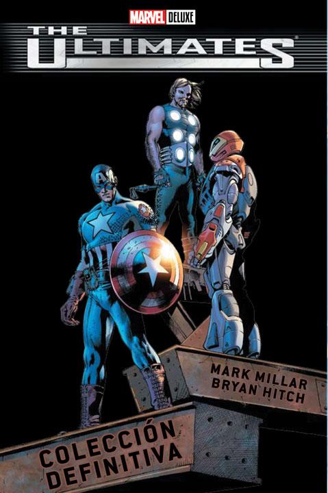 Marvel Deluxe – The Ultimates: Colección Definitiva