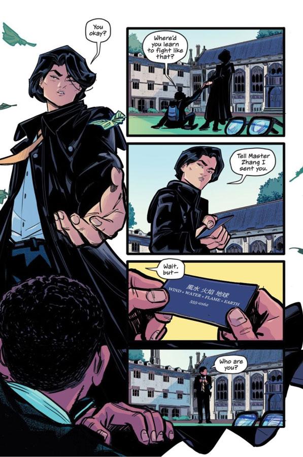 Melissa de la Cruz nos inscribe a Gotham High