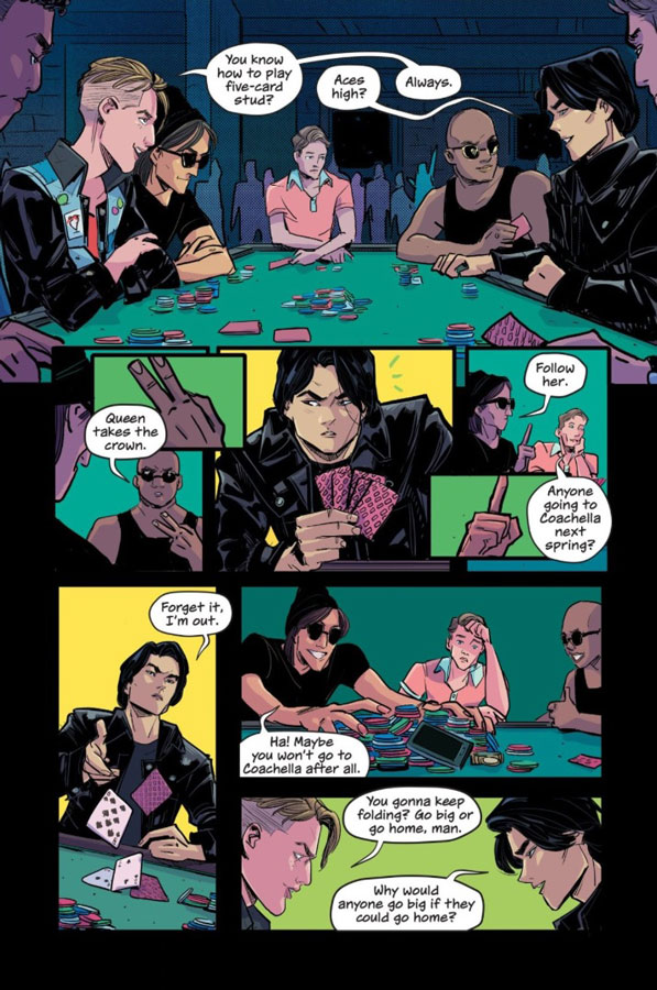 Melissa de la Cruz enrolls us in Gotham High