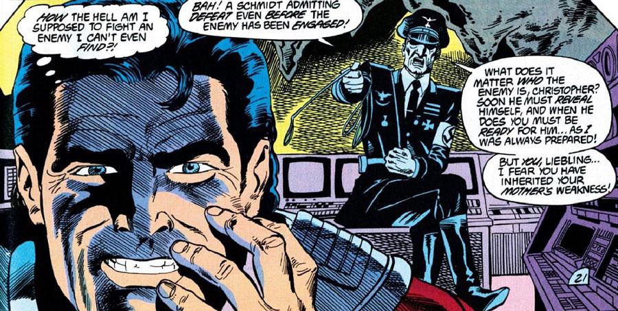 Peacemaker: ¿Quién #@&! es este personaje de El Escuadrón Suicida?