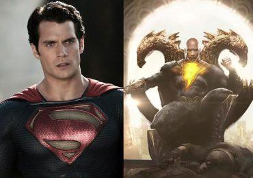 The Rock explica las diferencias entre los poderes de Black Adam y Superman