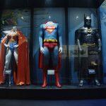 Un vistazo a la más fabulosa exhibición del universo de cine y TV de DC