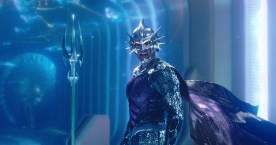 Ocean Master ya prepara su regreso en Aquaman and the Lost Kingdom