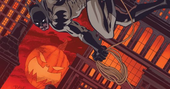 Jeph Loeb y Tim Sale volverán a DC en Batman: The Long Halloween Special