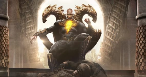 'The Rock' anticipa altas dosis de destrucción en Black Adam
