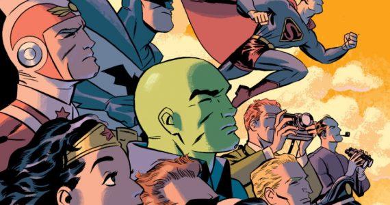 DC: The New Frontier, una carta de amor a la inspiración y la nostalgia