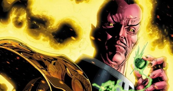 La serie Green Lantern ya tendría elegido a Sinestro