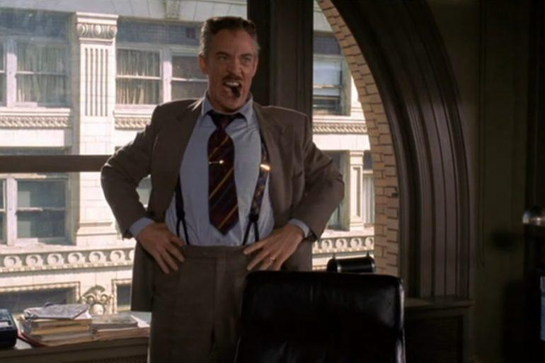 Video: Así fue la audición de J.K. Simmons como J.J. Jameson en Spider-Man