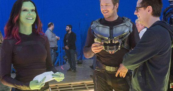 James Gunn dejaría Marvel Studios tras Guardians of the Galaxy Vol. 3