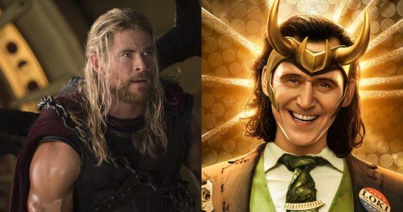 ¿Lo notaste? Chris Hemsworth tuvo un breve cameo en Loki