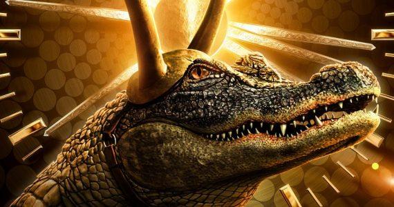 Alligator Loki y las demás variantes reciben su póster individual