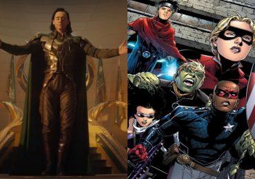 Loki nos habría presentado a otro integrante de los Young Avengers