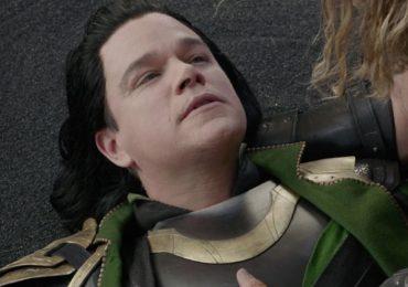 Matt Damon confirma su papel dentro de Thor: Love and Thunder