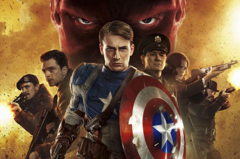 El final de Captain America: The First Avenger era diferente